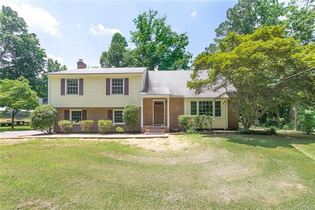 2013 Oneida Road, Powhatan, VA 23139 (MLS #1822134) :: EXIT First Realty