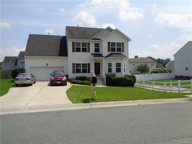 13343 Castlewellan Drive, Chesterfield, VA 23836 (MLS #1822136) :: The Ryan Sanford Team