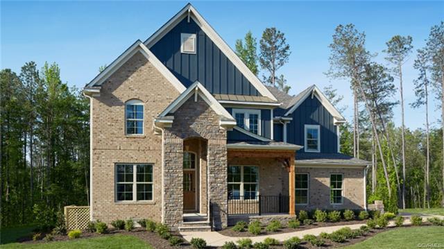 00 Sandy Shoals Terrace, Moseley, VA 23120 (MLS #1822165) :: Explore Realty Group