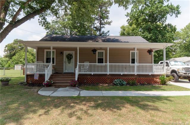 1177 Richwine Drive, Williamsburg, VA 23185 (MLS #1822178) :: Explore Realty Group
