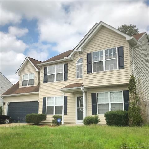 492 Trumble Lane, Newport News, VA 23608 (MLS #1822187) :: Chantel Ray Real Estate