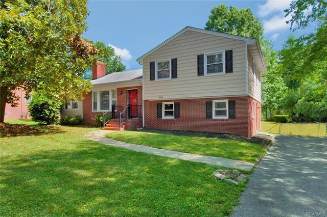 8104 Westbury Drive, Henrico, VA 23229 (MLS #1822203) :: Small & Associates