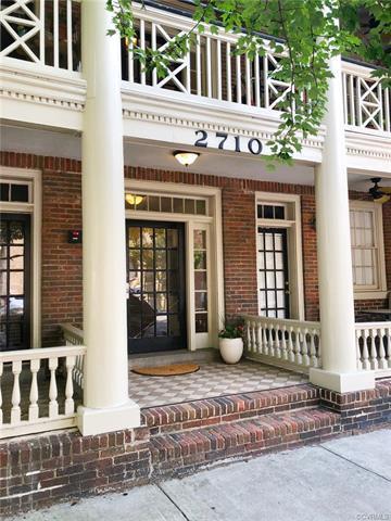 2710 Stuart Avenue #7, Richmond, VA 23220 (MLS #1822280) :: Small & Associates