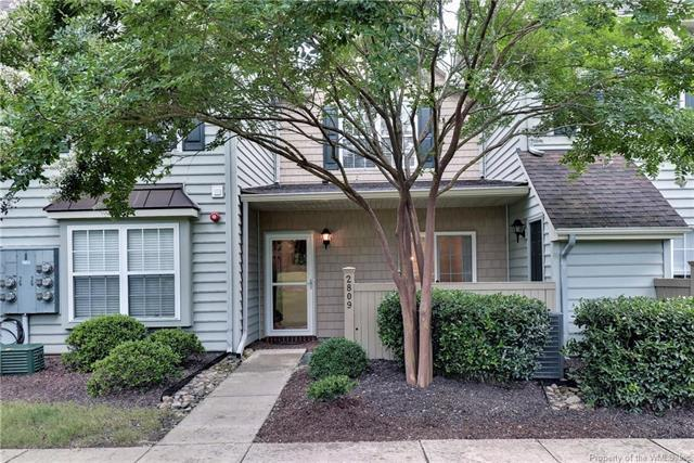 2809 Fenton Croft Na, Williamsburg, VA 23188 (MLS #1822284) :: Chantel Ray Real Estate