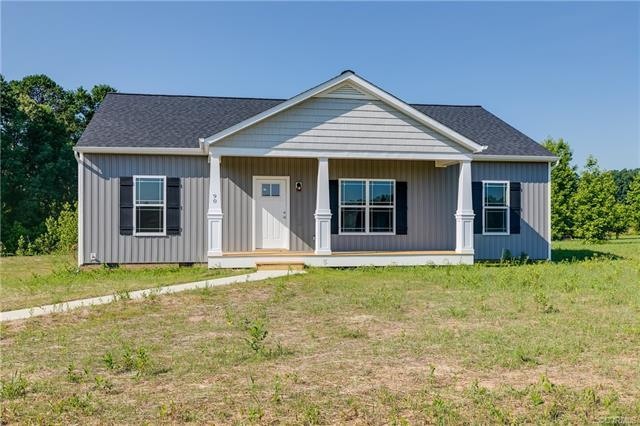 636 Hidden Farm Drive, Mineral, VA 23117 (#1822288) :: Abbitt Realty Co.