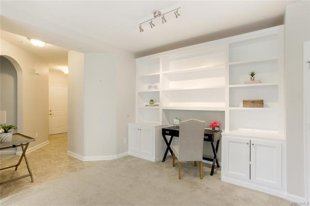 1220 Westwood Village Lane #302, Midlothian, VA 23114 (MLS #1822293) :: Small & Associates