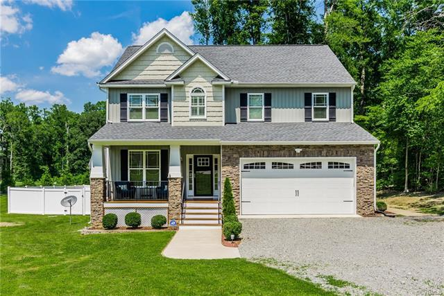6066 Fawnlake Court, New Kent, VA 23124 (MLS #1822334) :: Explore Realty Group