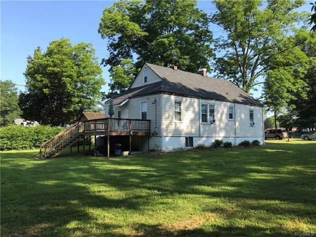 515 2nd Street, Blackstone, VA 23824 (#1822364) :: Abbitt Realty Co.