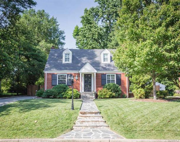 6528 W Franklin Street, Henrico, VA 23226 (MLS #1822376) :: Small & Associates