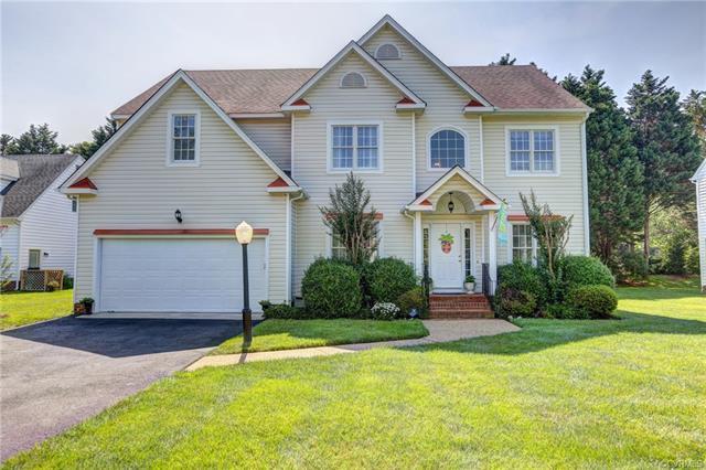 409 Portwest Terrace, Henrico, VA 23238 (MLS #1822382) :: Small & Associates