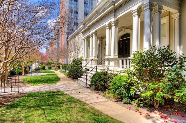 212 W Franklin Street Ph2, Richmond, VA 23220 (MLS #1822384) :: Small & Associates