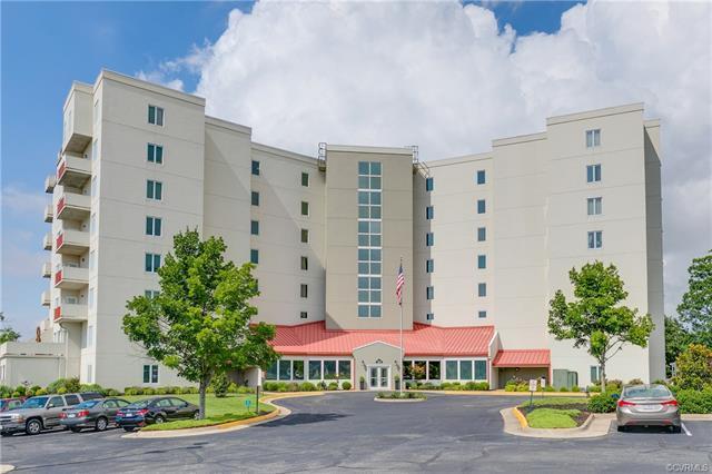 301 Beacon Ridge Drive #705, Hopewell, VA 23860 (MLS #1822422) :: The Ryan Sanford Team