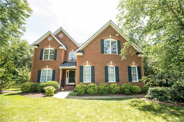 5532 Summer Creek Way, Glen Allen, VA 23059 (MLS #1822512) :: Small & Associates