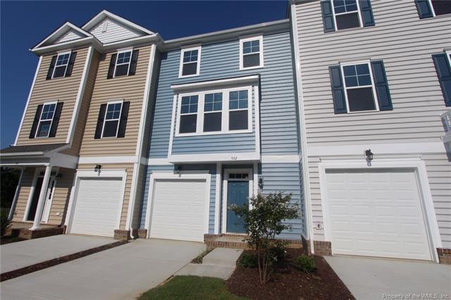 902 Prosperity #48, Williamsburg, VA 23188 (MLS #1822558) :: Chantel Ray Real Estate