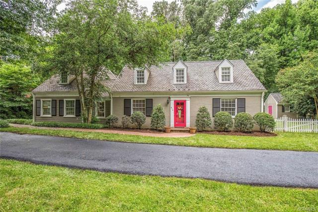 816 Forest Avenue, Henrico, VA 23229 (MLS #1822563) :: EXIT First Realty