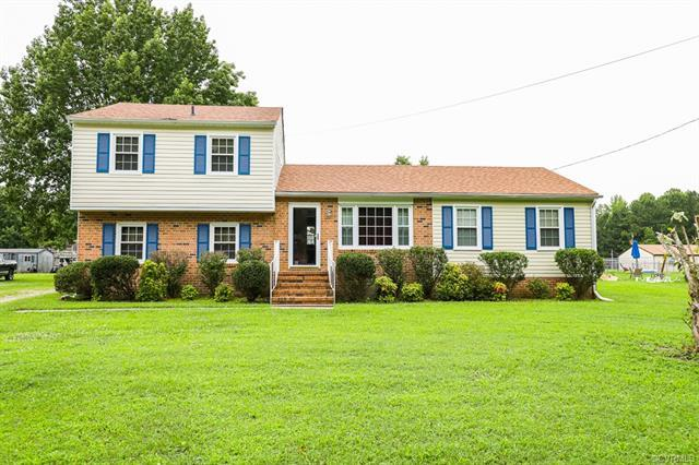 2115 Saddlebrook Lane, South Prince George, VA 23805 (MLS #1822686) :: Explore Realty Group