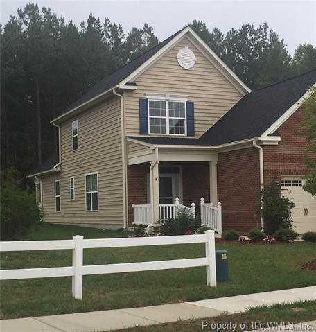 6201 Thomas Paine, Williamsburg, VA 23188 (#1822713) :: Abbitt Realty Co.