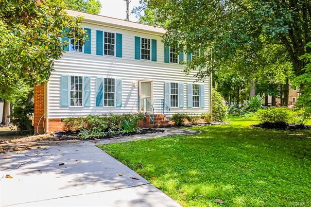 9002 Kellywood Court, Glen Allen, VA 23060 (MLS #1822730) :: EXIT First Realty