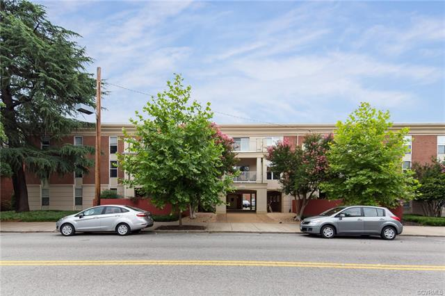 2100 Grove Avenue #13, Richmond, VA 23220 (MLS #1822761) :: Small & Associates