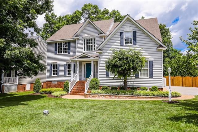9048 Gold Ridge Lane, Mechanicsville, VA 23116 (MLS #1822769) :: EXIT First Realty