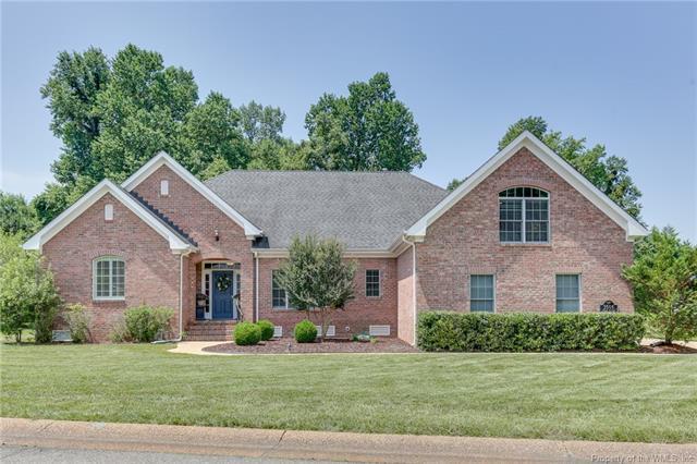 2505 Robert Fenton Road, Williamsburg, VA 23185 (#1822778) :: Abbitt Realty Co.