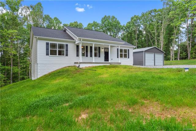 15301 Jane Lane, Mineral, VA 23117 (MLS #1822812) :: EXIT First Realty
