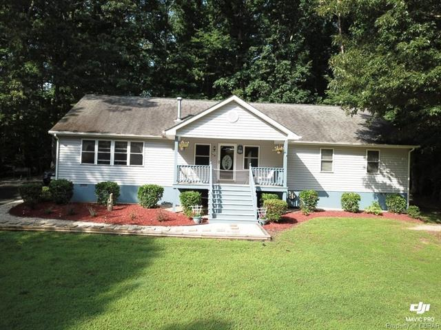27 E Goldeneye Way, Heathsville, VA 22473 (#1822858) :: Abbitt Realty Co.