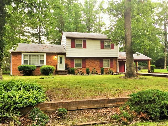 2017 Ives Lane, Chesterfield, VA 23235 (MLS #1822865) :: EXIT First Realty