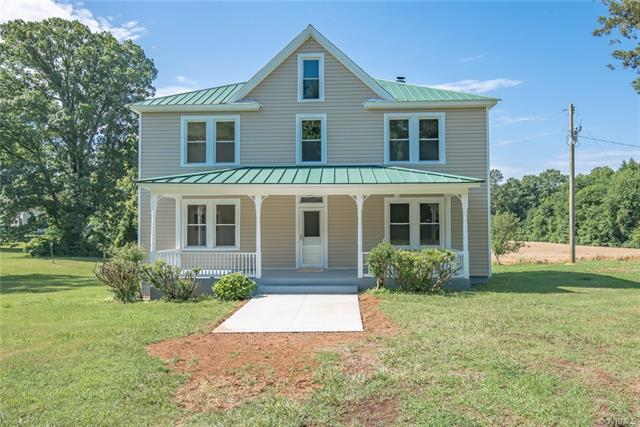 12211 Genito Road, Amelia Courthouse, VA 23002 (MLS #1822919) :: EXIT First Realty