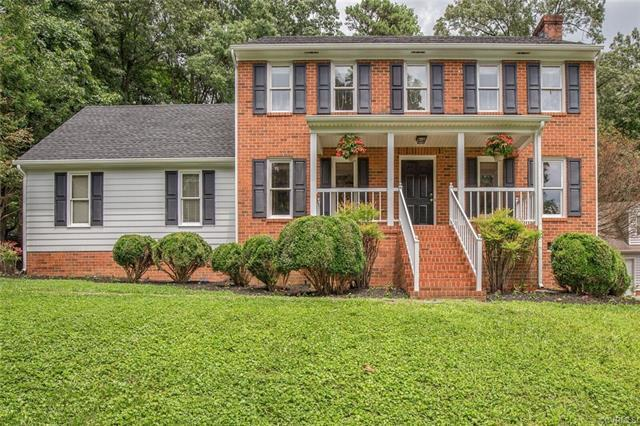 2405 Sunset Hills Court, North Chesterfield, VA 23236 (MLS #1823053) :: The Ryan Sanford Team