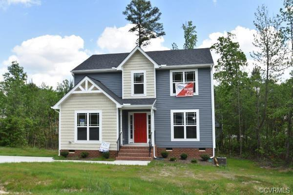 1008 Scott Road, Glen Allen, VA 23060 (MLS #1823343) :: Chantel Ray Real Estate