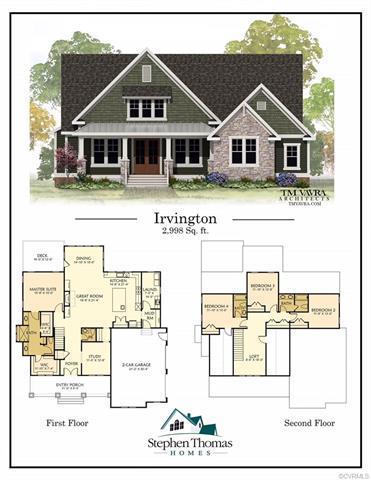 12585 Trammell Court, Ashland, VA 23005 (MLS #1823552) :: Chantel Ray Real Estate
