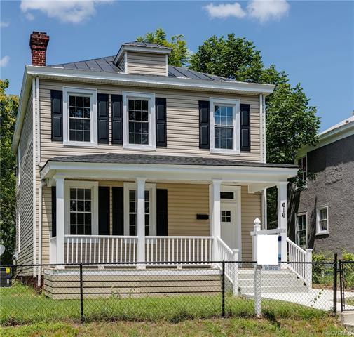 616 E Gladstone Avenue, Richmond, VA 23222 (MLS #1823572) :: RE/MAX Action Real Estate