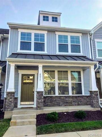 8077 Rutland Village Drive #8077, Hanover, VA 23116 (MLS #1823601) :: The RVA Group Realty