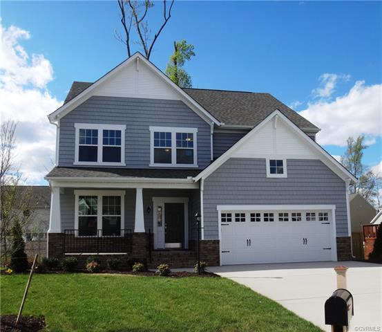 8131 Timberstone Drive, Chesterfield, VA 23832 (MLS #1823642) :: Explore Realty Group