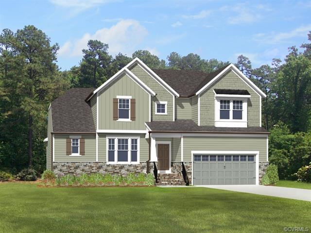 8200 Timberstone Drive, Chesterfield, VA 23832 (MLS #1823653) :: Explore Realty Group