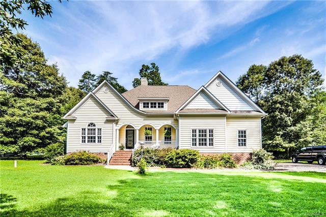 4127 Hall Oaks Drive, Gloucester, VA 23061 (#1823670) :: Abbitt Realty Co.