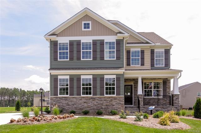 6971 Bolelyn Drive, Henrico, VA 23231 (MLS #1823687) :: RE/MAX Action Real Estate