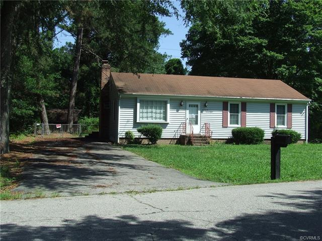2628 Homestead Drive, Petersburg, VA 23805 (#1823971) :: Abbitt Realty Co.