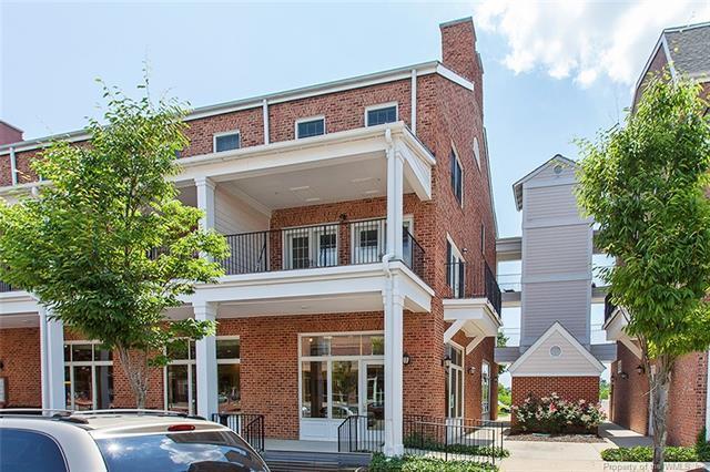 5103-1 Center Street #1, Williamsburg, VA 23188 (MLS #1824024) :: The RVA Group Realty