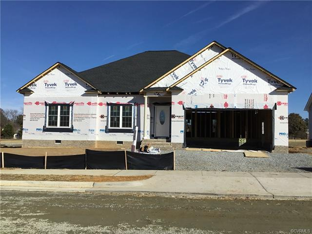 8108 Castle Grove Drive, Mechanicsville, VA 23111 (MLS #1824162) :: Explore Realty Group