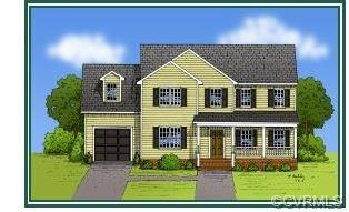 8091 Castle Grove Drive, Mechanicsville, VA 23111 (#1824166) :: Abbitt Realty Co.