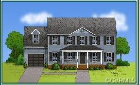 8089 Castle Grove Drive, Mechanicsville, VA 23111 (#1824175) :: Abbitt Realty Co.