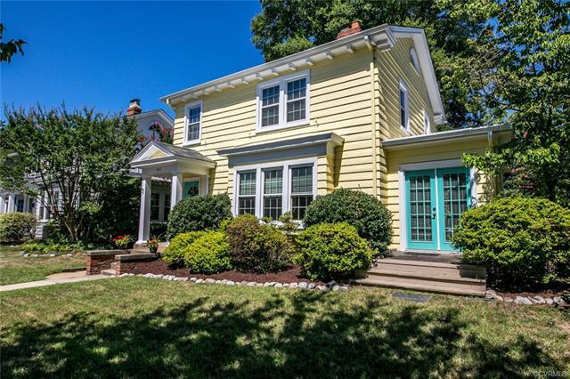 4021 Clinton Avenue, Richmond, VA 23227 (MLS #1824192) :: The RVA Group Realty