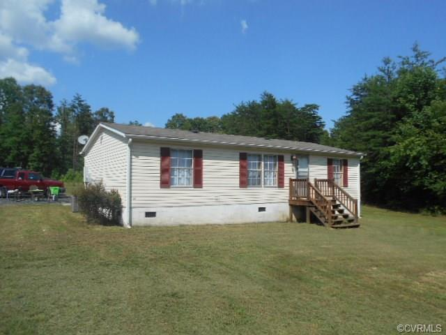 81 Johnson Station Road, Dillwyn, VA 23936 (MLS #1824261) :: RE/MAX Action Real Estate