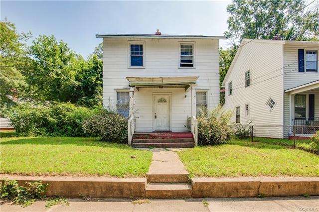 203 E 33rd Street, Richmond, VA 23224 (MLS #1824331) :: The RVA Group Realty