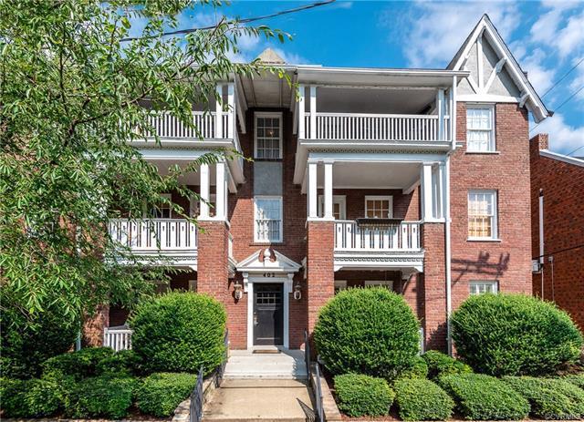402 N Belmont Avenue #1, Richmond, VA 23221 (MLS #1824429) :: Explore Realty Group