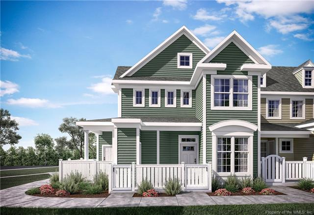 603 Promenade Lane 6-03, Williamsburg, VA 23185 (#1824476) :: Green Tree Realty