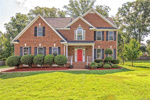 9619 Hill Trace Court, Glen Allen, VA 23060 (MLS #1824492) :: RE/MAX Commonwealth