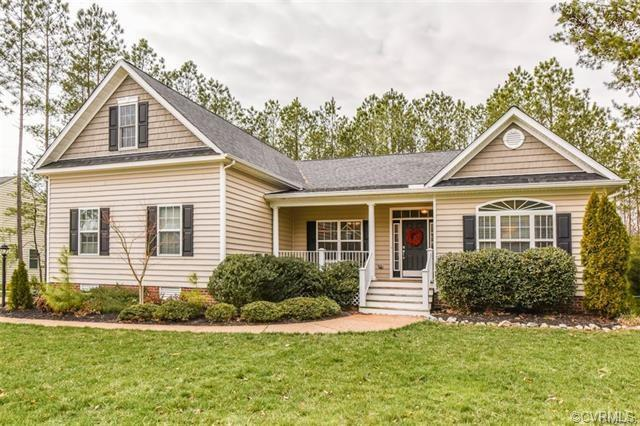 3694 Virginia Rail Drive, Providence Forge, VA 23140 (#1824543) :: Resh Realty Group